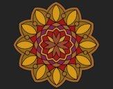 Desenho Mandala 20 pintado por Patricia99