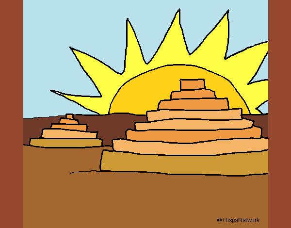 Templos Maias