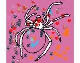 Aranha venenosa