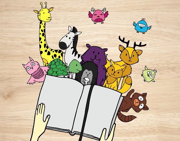 Um conto de animais