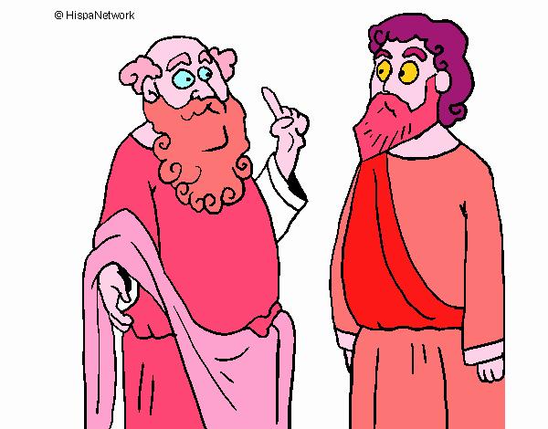 Sócrates e Platão