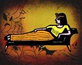 Cleopatra caída