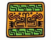 Sobrescrito maia