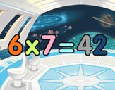6 x 7