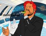 David Bisbal cantando