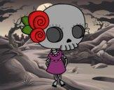 Menina cadáver