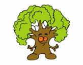 Senhor brócolos