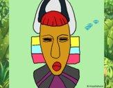 Máscara africana