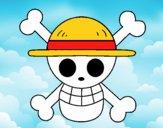Bandeira de chapéu de palha