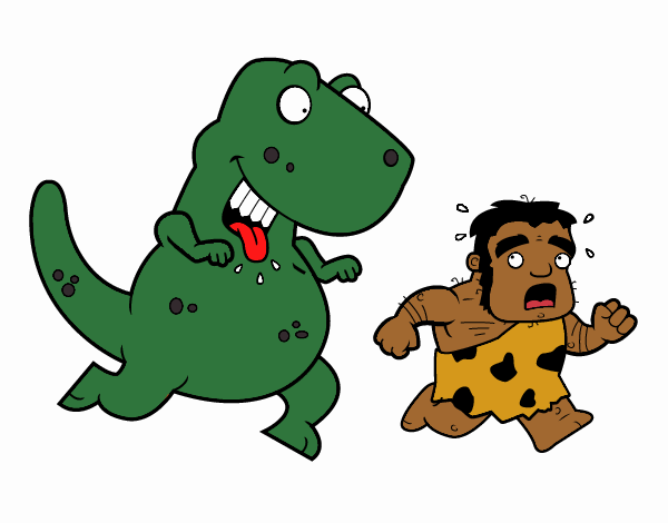 Dinossauro caçador