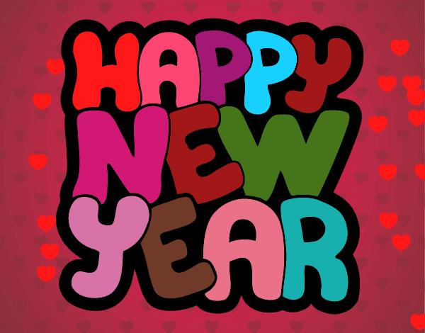 fim do ano ta chegado feliz ano novo