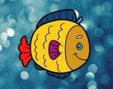 Peixe infantil