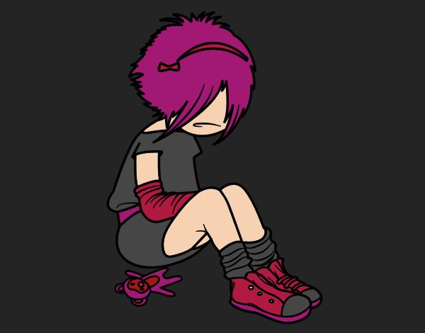 Rapariga Emo