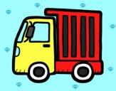 Caminhão pequeno