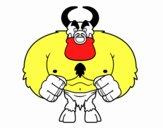 Demônio musculoso