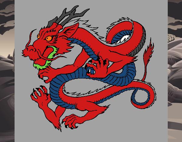 dragon morty
