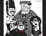 Família de monstros