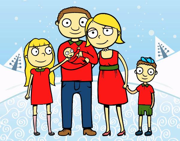 Família unida