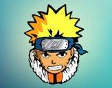 Naruto enfurecido