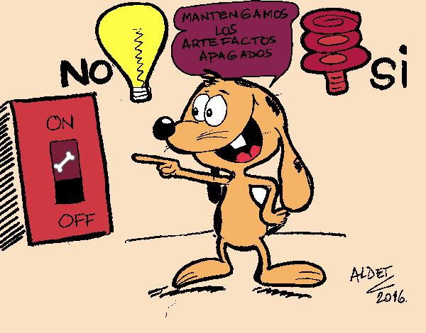 Renato e luz de poupança