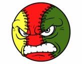 Bola com raiva