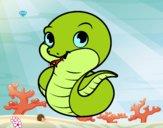 Cobra bebê