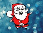 Papai Noel engraçado
