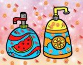 Desenho Sabonetes de mão pintado por BIELLA