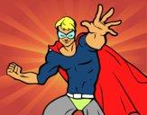 Super-herói mascarado