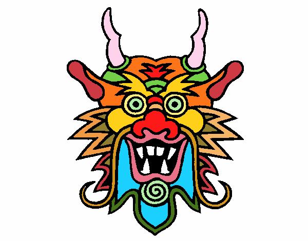 Cara de dragão