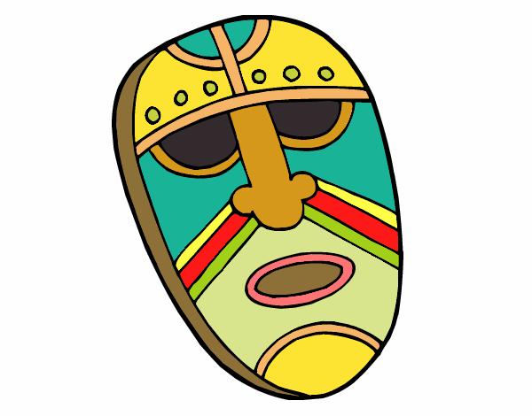 Máscara fascinada