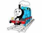 Thomas a locomotiva