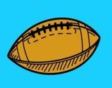 A bola de beisebol