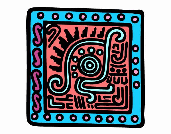 Símbolo Maia