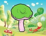 Cogumelo russula
