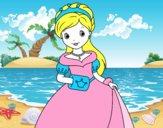 Princesa elegante