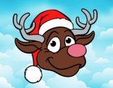 Rudolph face rena