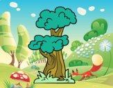 Árvore japonesa