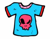 Camiseta emo