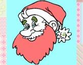 Cara do Pai Natal
