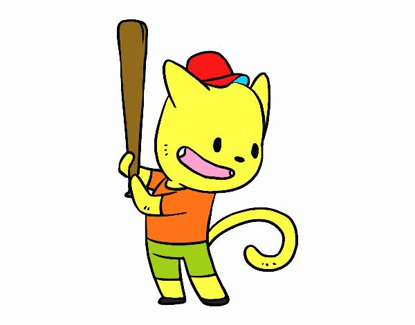 Gato rebatedor