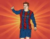 Messi Barça