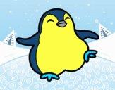 Pingüim bailarino