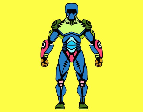 Robô lutador