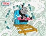 Thomas em marcha
