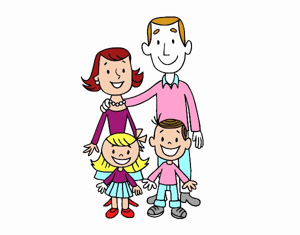 Uma família