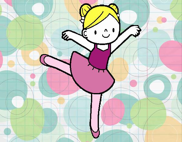 Bailarina de balé