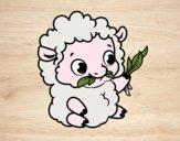 Bebê ovelha