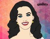 Katy Perry primeiro plano