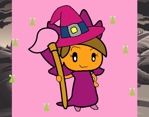 Terebintina bruxa